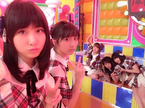 【AKB48】横山由依と仲がいい後輩って最近異常に叩かれてるよね