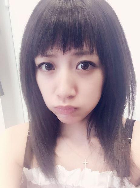 【元AKB48】たかみなの黒髪の違和感が半端ないwww【高橋みなみ】