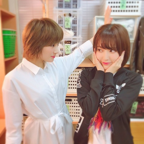 【STU48】岡田奈々の非選抜メンへのアフターケアが完璧すぎる件