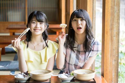 【悲報】SKE48の至宝、ゆななの箸の持ち方がおかしくてワイむせび泣く【小畑優奈】