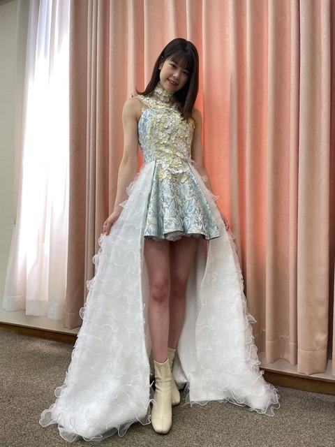 【AKB48】チーム8高橋彩音が作った衣装が最近のAKBよりの衣装よりも格好いい件