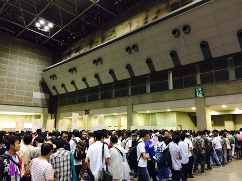 【SKE48】個別握手会のういろう・ふりかけレーンの行列が凄いwww