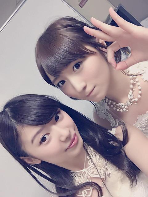 【AKB48】同時にTwitterを始めた武藤十夢(選挙16位)と大島涼花(選挙圏外)のフォロワー数がほとんど変わらない件