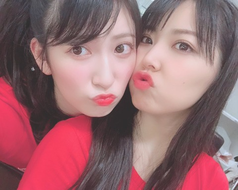 【NMB48】グループの顔にふさわしいのは白間美瑠と吉田朱里のどっち?
