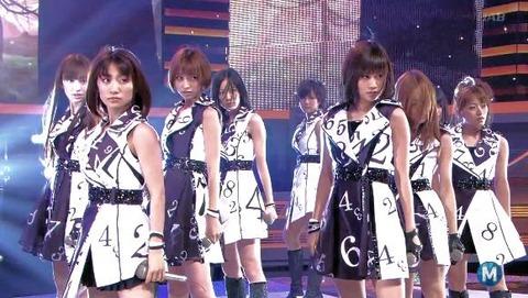 AKB48の衣装を有名な順に並べるとどうなる?