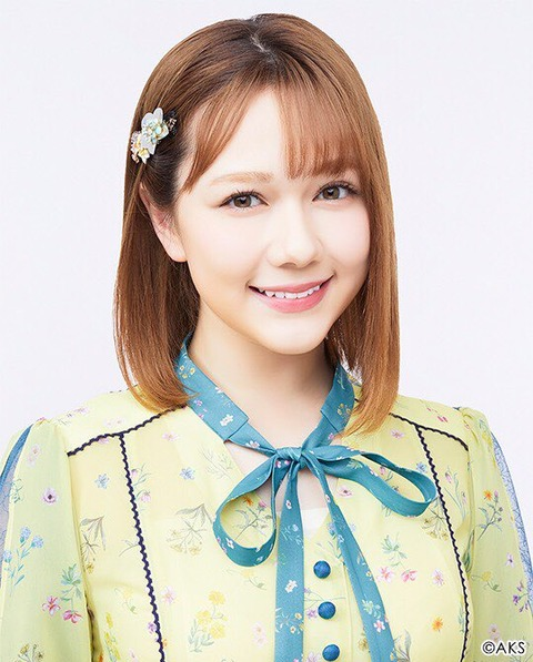 【HKT48】村重杏奈さん、ツインプラネットの仮所属から本所属になる