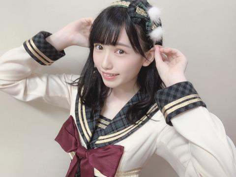 【HKT48】運上弘菜ちゃん、あざと可愛いすぎるwwwwww