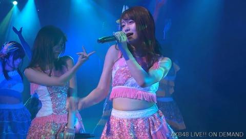 【AKB48】こじまこの腹がヤバいwwwwww【小嶋真子】