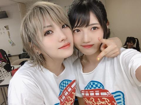 【AKB48】推しじゃないのに、村山彩希と下尾みうと3Pする夢を見てしまった