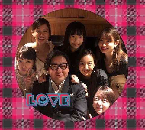 【悲報】島崎遥香さん、秋元還暦祝いパーティーの画像から指原だけ削除していた