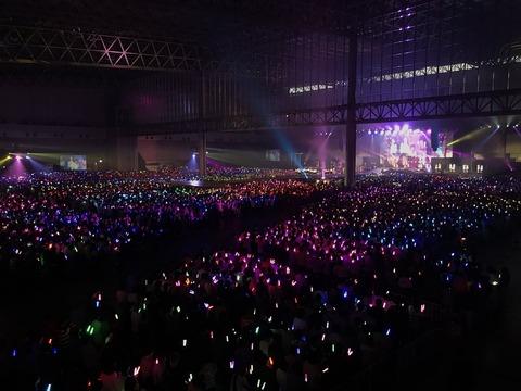 【AKB48グループ感謝祭】幕張メッセの嫌われっぷりwwwwww