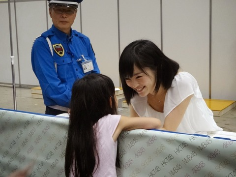 【AKB48G】握手会で芸能人のオーラを感じたメンバーいる?
