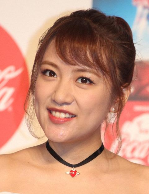 【元AKB48】高橋みなみ、15歳上夫とのなれ初め明かす「約束の日に友達が」