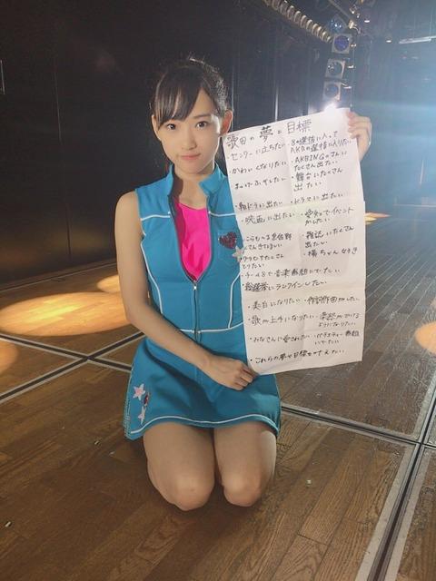 【AKB48】チーム8歌田初夏さん、11月30日発売の月刊エンタメにてソログラビアデビュー