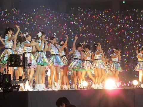 【AKB48G】支店メンバーを二週間拘束した意味www【コンサート】