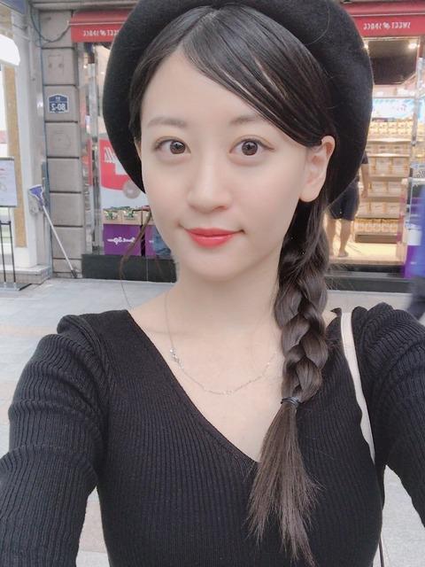 【元NMB48】上西恵さんが芸能活動再開!高橋と同じ事務所に移籍