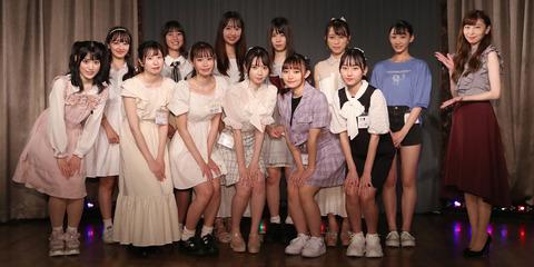 【元SKE48】大矢真那がプロデュースする12人が決定!グループ名は「it's sunny」