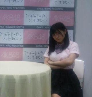 【HKT48】写メ会で制服姿のゆうたんに怒ったポーズをさせた結果www【田中優香】