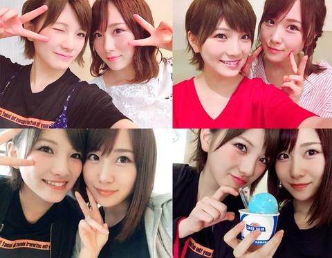 【AKB48】高橋朱里のエイベックス移籍と岡田奈々の太田プロ移籍、どっちが可能性高いと思う?