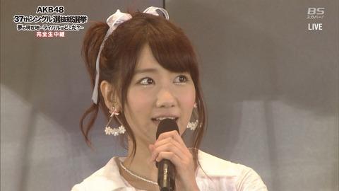 【AKB48】柏木由紀って天下取り損ねたよな