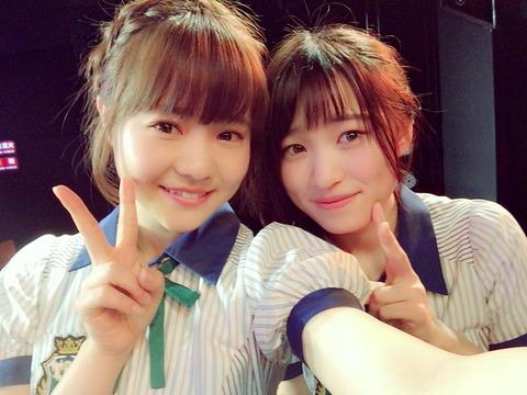 【悲報】HKT48梅本泉、劇場公演にて卒業発表【ちぃず】