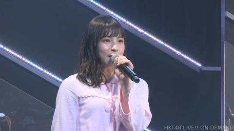 【悲報】HKT48山本茉央が卒業発表、卒業後は海外に行く模様