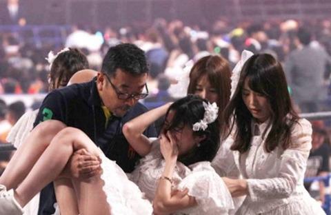 【AKB48G】秋元チルドレン、松井珠理奈→壊れた、前田敦子→壊れた、島崎遥香→壊れた、平手友梨奈→壊れた