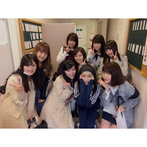 【AKB48】若手メンバーが田野優花派と高橋朱里派に別れる