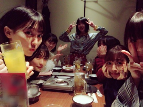 【HKT48】山下エミリーが同期の外薗葉月の誕生日会関係でショックを受けている模様