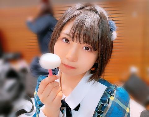 【SKE48】ゆなな「おいおいおい。」【小畑優奈】