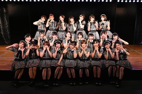 【AKB48】劇場元日公演恒例の書き初め公開!!!【2019】