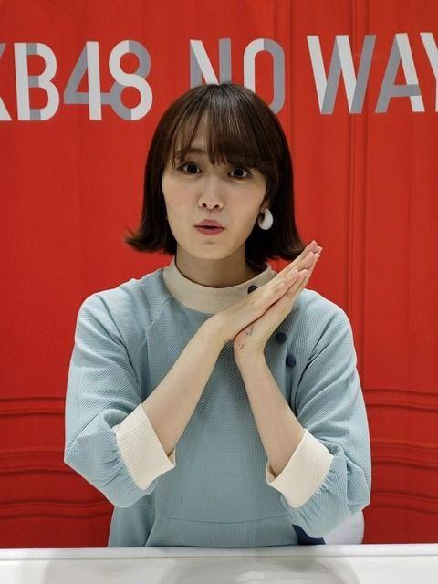 【NGT48】西潟茉莉奈さん、何故か「仁義なき戦い」の舞台で他店メンバーとの交流が無いけど何かあったんですか?www