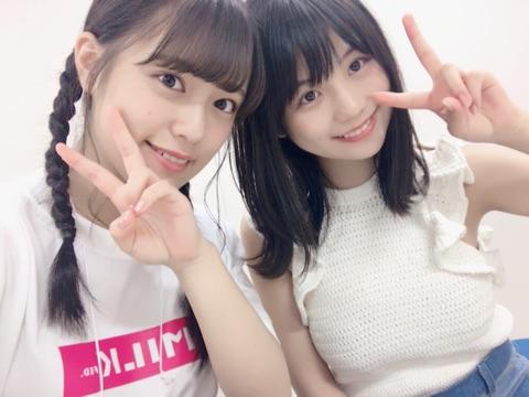 【朗報】ゆななのマンゴーがスイカに!!!【SKE48・小畑優奈】