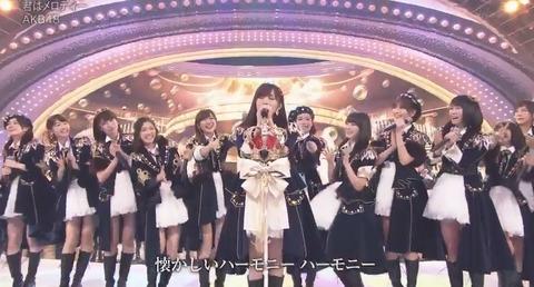 【AKB48G】紅白選抜で結果を出したメンバーがこの半年たいして報われていないという現実