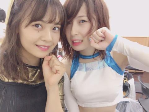 【豆腐プロレス】コマネチ湯本が凄すぎる!!!【AKB48・湯本亜美】