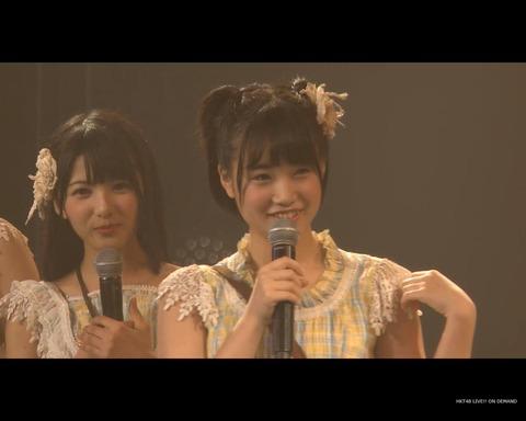 【悲報】岡田栞奈が朝長美桜を公開処刑wwwww【HKT48】