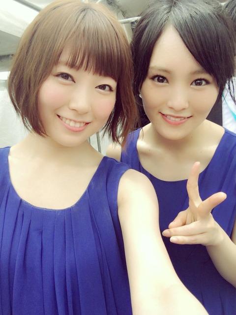 【NMB48】みるきー「彩ちゃんはすごくいい意味でのビジネスパートナー」【渡辺美優紀・山本彩】