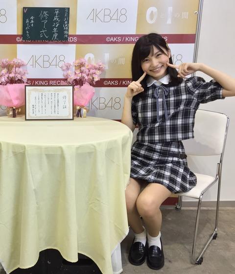 【悲報】わし、写メ会の女王が選抜落ちして咽び泣く【AKB48・福岡聖菜】
