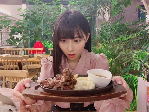 【HKT48】3ヵ月間もやしのみで生活出来たら田中美久と結婚できるならやる?