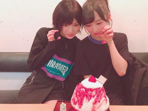 【AKB48】最近の小栗有以ちゃん、女らしい身体になってきたよな?