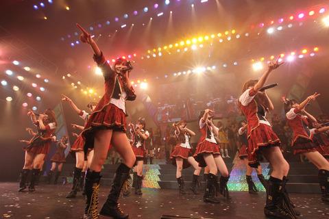 【AKB48G】なぜ新規ファンが増えなくなってしまったのか?