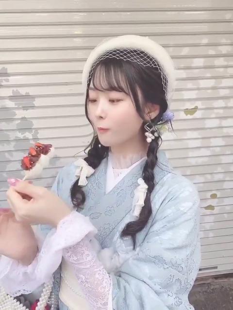 【AKB48】達家真姫宝さん、動画でも空間歪曲wwwwww