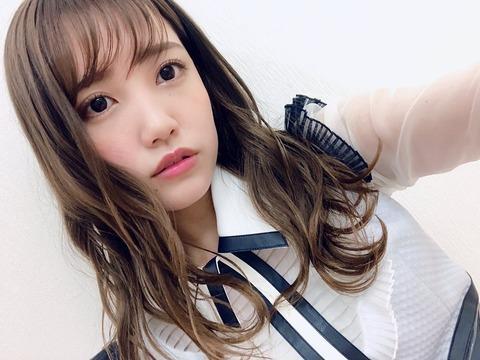 【AKB48】加藤玲奈「総選挙に出ないのは逃げだと思う。私は逃げない」