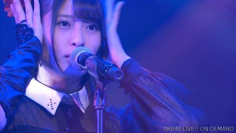 【AKB48】新チーム4にとんでもない美人がいるんだが【行天優莉奈】
