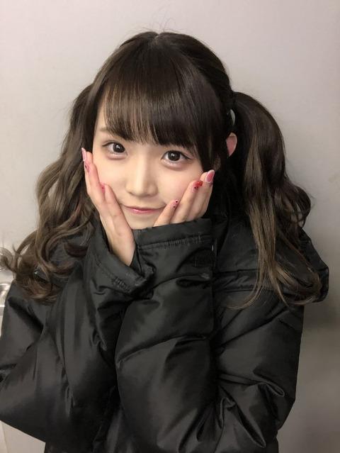 【NMB48】植村梓って罪悪感なくエロい目で見れるからええよな