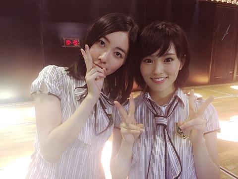 【SKE48】松井珠理奈はいつの間に山本彩に抜かれてしまったのか?【NMB48】