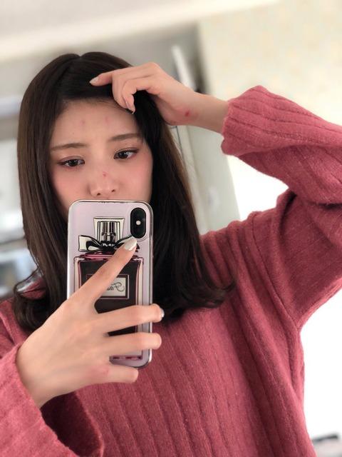 【悲報】AKB48武藤十夢さん、23歳にして盛大に転ぶ【画像】
