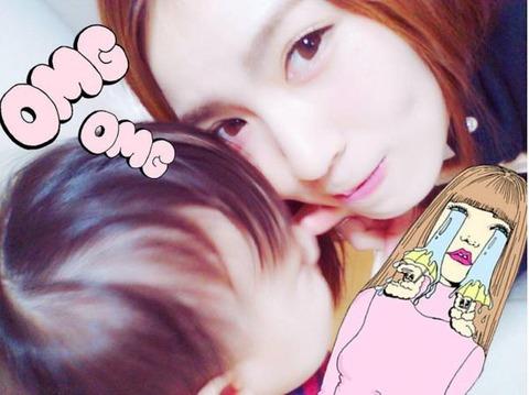 【元AKB48】菊地あやか、子育て給付金の来年度から廃止に「納得できない!」
