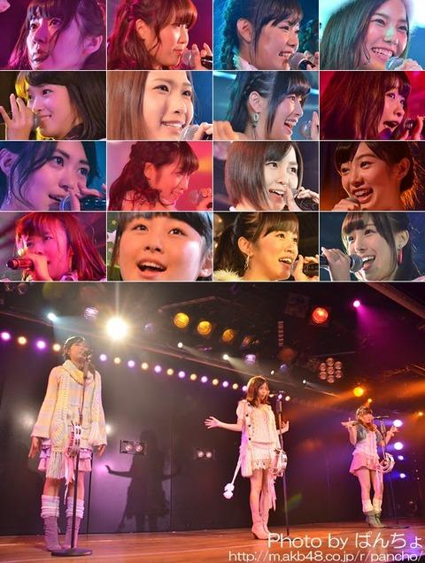 【AKB48】初めて劇場公演当たったんだが知ってるメンがいない