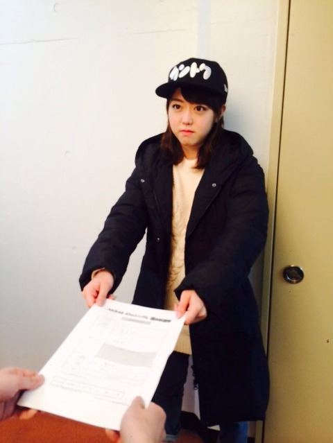 【AKB48】峯岸みなみ総選挙立候補キタ━━━(゚∀゚)━━━!!